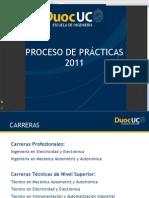 Proceso de Prácticas Esc. Ing.