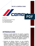 Analisis Financiero Cemex