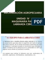 MECANIZACIÒN AGROPECUARIA unid IV
