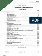 Cessna Citation X-Instrumentation and Avionics