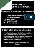 Obat Dispepsia