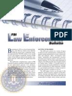 FBI Bulletin Author Guidelines