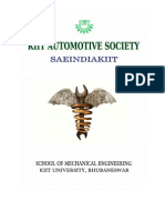 KIIT Automotive Society