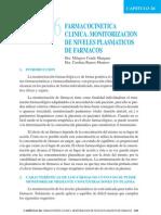 Cap26 - Farmacologia Clinica y Monitorizacion de Niveles Plasma Ti Cos de Farmacos