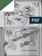 Manual Despiece Vespa 125n