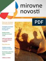 Mirovne Novosti Br 2 Mart-ozujak 2011