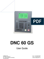 Cybelec DNC 60 GS