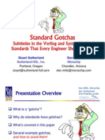 2006-SNUG-Boston Standard Gotchas Presentation