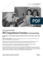 CVSCaremark-2012 Formulary Value