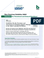 New American Guideline 2009
