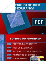 Eletricidade Com SeguranÇa (Slides)- Edison Carlos Ferreira