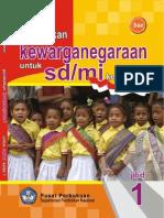 Kelas 1 - Pendidikan Kewarganegaraan - Karsono