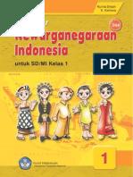 Kelas 1 - Pendidikan Kewarganegaraan - Kurnia