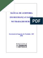 Manual de Auditoria Em Segurança No Trabalho Rural