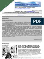 Boletin Nª 17 de la Comision Exilados Argentinos en Madrid
