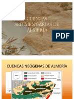 Trabajo estratigrafía almeria