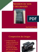 compression du son et des images