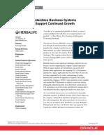 Herbalife Order Case Study 152668