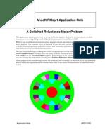 开关磁阻电机的ANSOFT建模方法