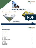 Waste Management Service Plan 2010