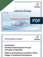 Module 12 - Geothermal