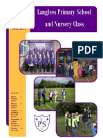 Langlees Primary School Standards and Quality Report