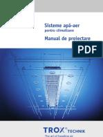 Manual Proiectare Sisteme de Ventilare Aer-Apa