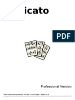 Pizzicato Professional 3.6 in English