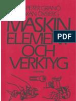 Maskinelement och verktyg 1988 SE