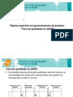 T%F3picos Especiais QFD