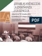 Las hablas andaluzas y la enseñanza de las lenguas