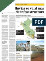 Optimizar el recurso hídrico en Perú para evitar sequías en el futuro