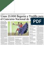 Promoción de Danza Cultural Peruana