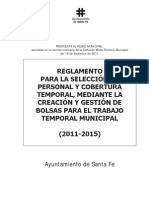 Propuesta Psoe-iu to General de Bolsas de Trabajo Temporal 2011-2015 - Copia