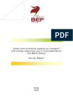 Survey Report Urban