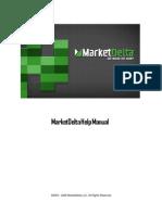 Market Delta Help Manual