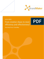 Brand Maker Focus Paper
