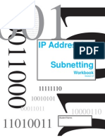 IP Addressing and Subnetting Workbook v.1.5 - Student Version