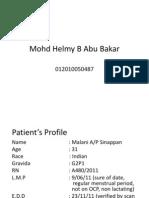 CP Primary Care Antenatal