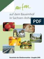 Einkaufen in Sachsen-Anhalt