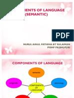 PKB3105 Sematics