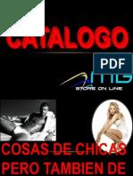 CATALOGO FEBRERO
