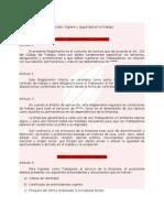 Reglamento interno DM