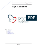 ProE PTC Animation