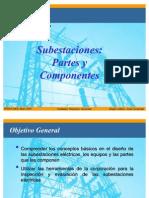 Subestaciones Partes y Componentes