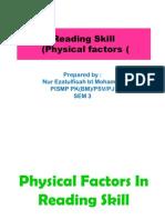 PKU3105 Physical Factors
