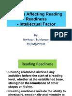 PKU3105 Intellectual Factor