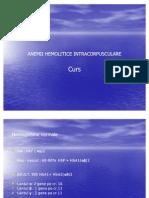 ANEMII HEMOLITICE INTRACORPUSCULARE(3)