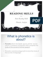 PKU3105 Reading Skills