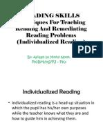 PKU3105 Individualized Reading